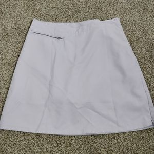 Patagonia Lilac Gray Hiking Outdoors Skort Skirt